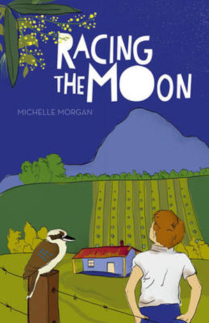 Racing the Moon - Michelle Morgan