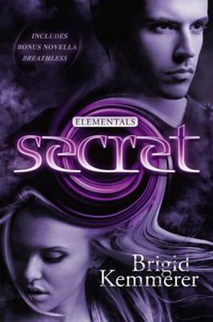 Secret : Elementals Series : Book 4 - Brigid Kemmerer