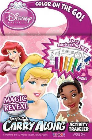 Disney Princess Imagine Ink Magic : Carry Along Activity Traveler