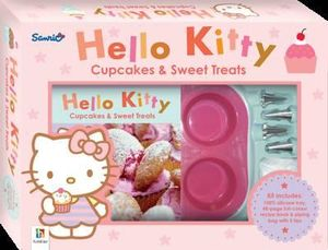 Hello Kitty Cupcakes and Sweet Treats Kit