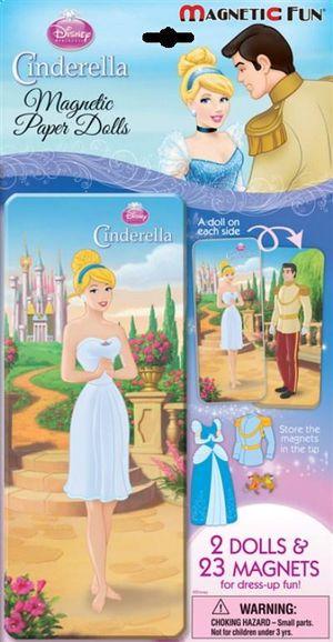 Disney Cinderella Magnetic