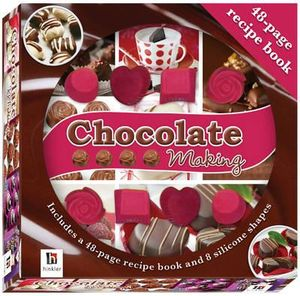 Chocolate Making : 8x8 Gift Box - Hinkler Books