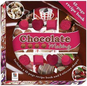 Chocolate Making : 8x8 Gift Box - Hinkler Books