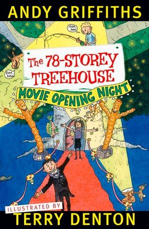 The 78 Storey Treehouse Emstardust