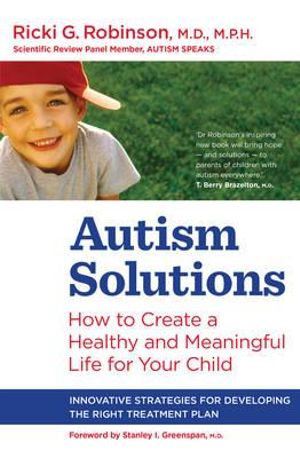 Autism Solutions : Mira - Ricki G. Robinson