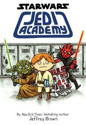 Star Wars : Jedi Academy - Jeffrey Brown