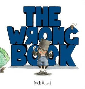 Wrong Book - Nick Bland