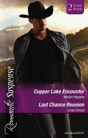 Romantic Suspense Duo/Copper Lake Encounter/Texas Cold Case/Texas Lost And Found - Marilyn Pappano