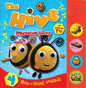 The Hive Musical Bees Sound Board