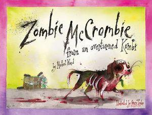 Zombie McCrombie book