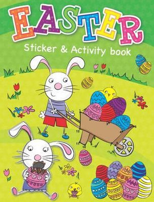 Easter 2014 Sticker Activity Book - The Five Mile Press