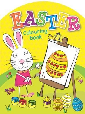 Easter 2014 Shaped Colouring  : Book 1 - Michelle Breen