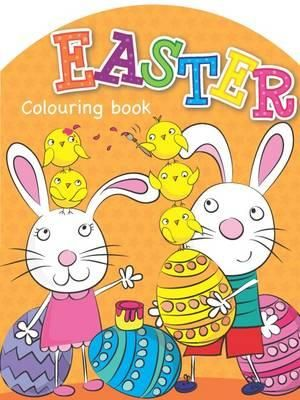 Easter 2014 Shaped Colouring  : Book 2 - Michelle Breen