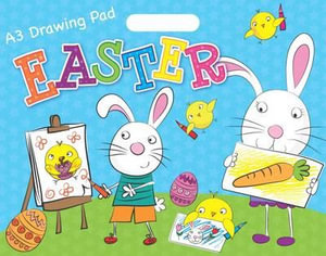 Easter 2014 A3 Drawing Pad - The Five Mile Press