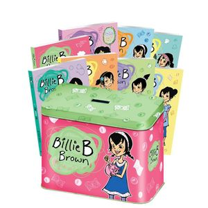 Billie B Brown 8 Book Money Tin : Billie B Brown Series - Sally Rippin