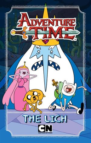 Adventure Time : The Lich - Adventure Time