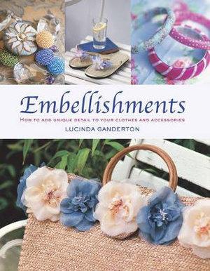 Embellishments - Lucinda Ganderton