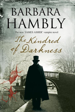 The Kindred of Darkness - A vampire kidnapping - Barbara Hambly