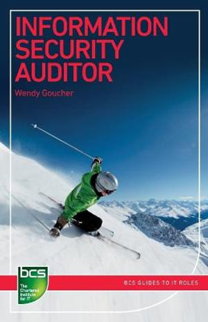 Information Security Auditor : Careers in Information Security - Wendy Goucher