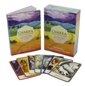 Chakra Wisdom Oracle Cards : The Complete Spiritual Toolkit for Transforming Your Life - Tori Hartman