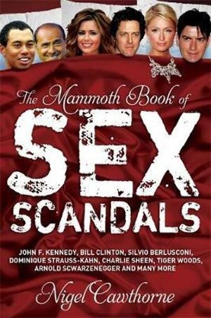... Book of Sex Scandals by Nigel Cawthorne, 9781780335