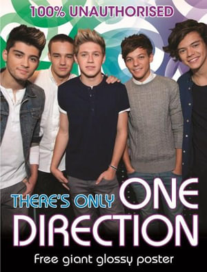 There's Only One Direction - Buster Books