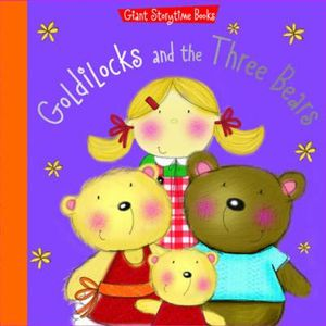 The Three Bears Book Cover Booktopia Goldilocks And