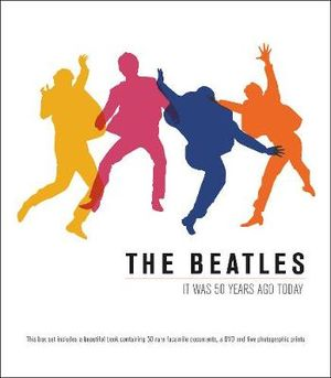 The Beatles : It Was 50 Years Ago Today - Terry Burrows