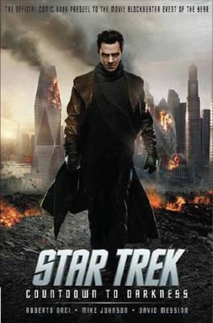 Star Trek : Countdown to Darkness : Movie Prequel Graphic Novel - Mike Johnson