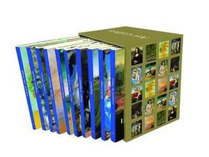Art Gallery : Boxed Set with 10 Books Inside - Klaus H. Carl