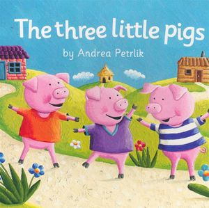 book review three little pigs