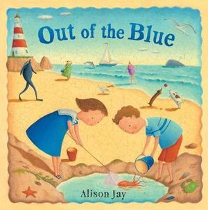 Out of the Blue - Alison Jay