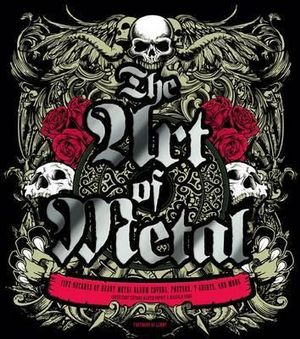 The Art of Metal - Malcolm Dome