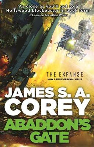 Abaddon's Gate : Expanse - James S. A. Corey