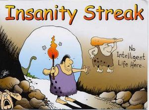 Insanity Streak: No Intelligent Life Here - Tony Lopes
