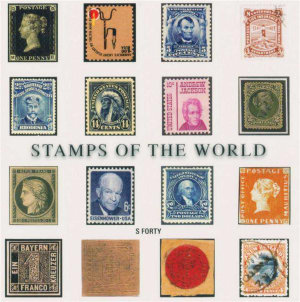Stamps Of The World - Sandra Forty