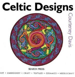 Celtic Designs : Design Source Books (CDROM) - Courtney Davis