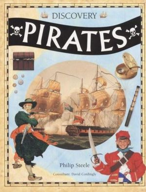 Disocvery : Pirates - Philip Steele