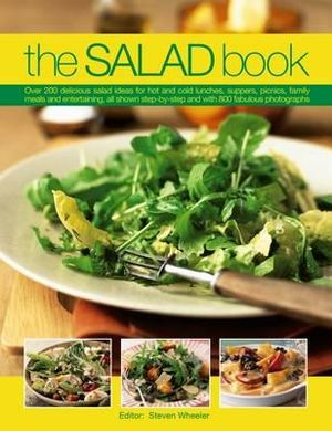 The Salad Book - Steven Wheeler