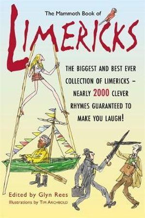 The Mammoth Book of Limericks : Mammoth Books - Glyn Rees