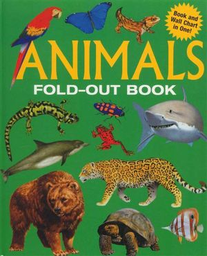 Animals : Fold-Out Book - Theresa Greenway