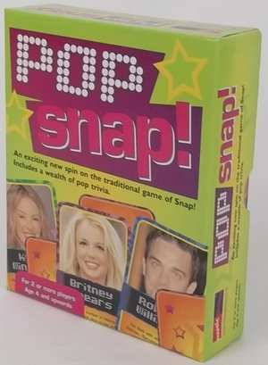 Pop Snap! : Includes a wealth of pop trivia - Music games