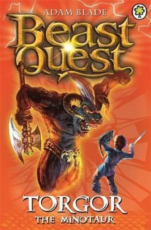Torgor the Minotaur : Beast Quest The Dark Realm Series : Beast Quest : Book 13 - Adam Blade