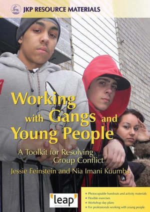 Working with Gangs and Young People : A Toolkit for Resolving Group Conflict - Jessie Feinstein