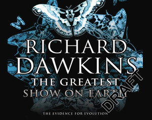 The Greatest Show on Earth - CD - Richard Dawkins