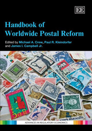 Handbook of Worldwide Postal Reform - Michael A. Crew