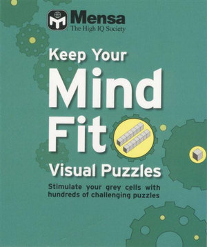 Keep Your Mind Fit : Visual Puzzles Awareness - Mensa