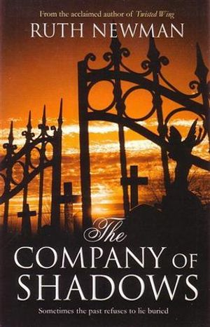 The Company of Shadows : Sometimes the Past Refuses to Lie Buries - Ruth Newman