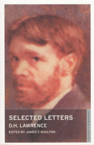 Selected Letters - D. H. Lawrence
