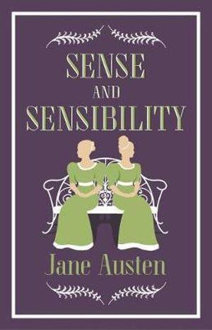 Sense and Sensibility : Alma Classics Evergreens - Jane Austen